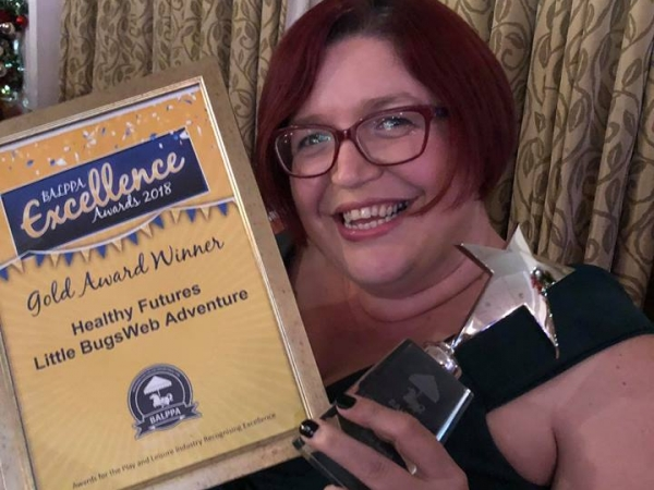 Little Bugs Childcare wins national award!